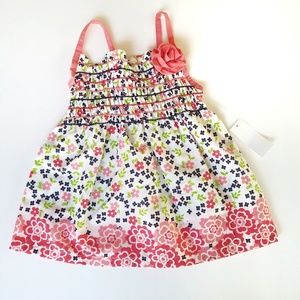 Other - Toddler floral swing top